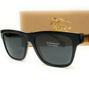 Burberry Vintage 56mm Sunglasses